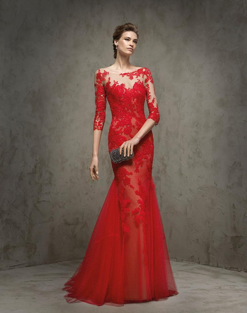 e9337ccc50cb Cool italia dress  Abiti da sposa e cerimonia marsala