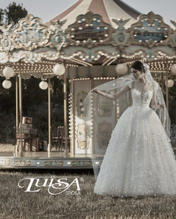 Abiti da sposa e cerimonia marsala