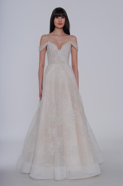 Abiti Da Sposa Lazaro.Lazaro Wedding Dresses Spring 2019 004 Bonini Abiti Da Sposa E