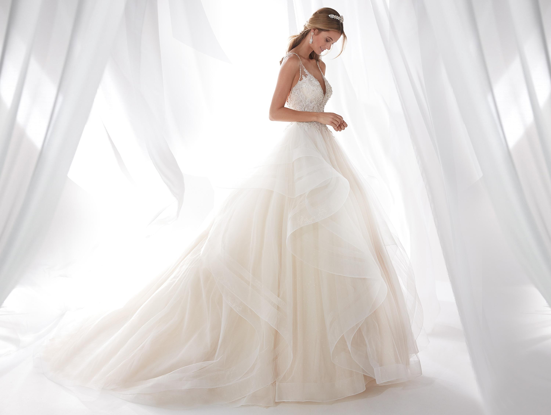 8817450cafcb Nicole - Bonini - Abiti da Sposa e Cerimonia - Trapani Marsala